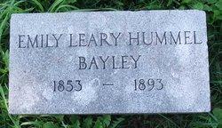 Emily Leary Emma <i>Hummel</i> Bayley