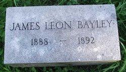 James Leon Bayley
