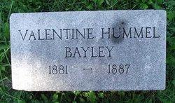 Valentine Hummel Bayley