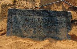 William Edward Baker