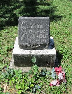 J W Fiedler