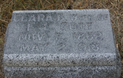 Clara B. <i>Squire</i> Root
