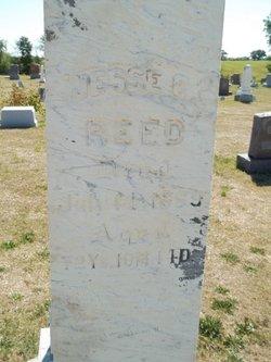 Jesse Crislip Reed, Sr