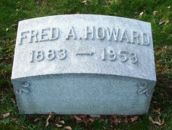 Fred A Howard