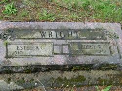 Trussie Estella <i>Campbell</i> Wright