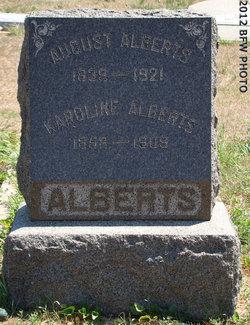 August Alberts