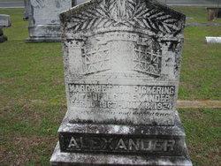 Margaret Ida <i>Pickering</i> Alexander