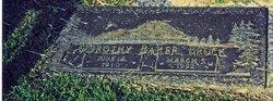 Dorothy Lucille Kitty <i>Baker</i> Brock