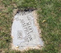 Mary <i>Groja</i> Josephson