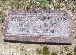 Bernice O Houston