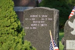 Agnes L. <i>Smith</i> Shaw