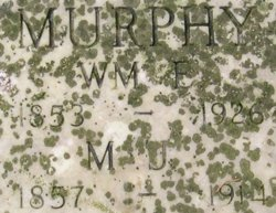 Mary Jane <i>Phelps</i> Murphy