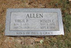 Wesley C. Allen