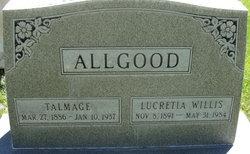 Talmage Allgood