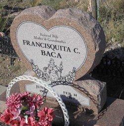 Francisquita C Baca