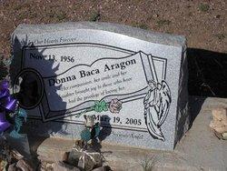 Donna Maria <i>Baca</i> Aragon