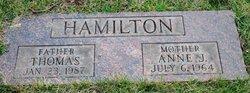 Anne J. Hamilton