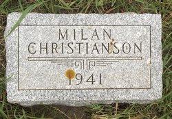 Milan Christianson