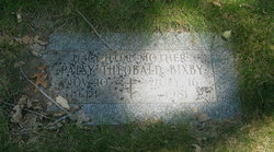 Patsy Ethel <i>Theobald</i> Bixby