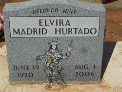 Elvira Madrid Hurtado