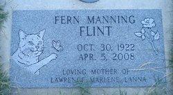 Fern Manning Flint