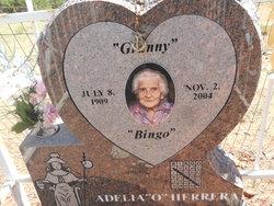 Adelia O. Granny Bingo Herrera