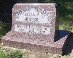 Zella P <i>Kohl</i> Kater