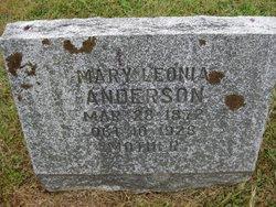 Mary Leona Anderson