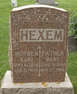Hans Hexem