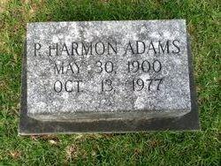 P. Harmon Adams
