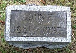 John Fletcher Alcorn