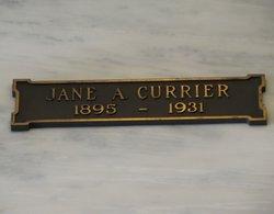 Jane Augusta <i>Nicholls</i> Currier