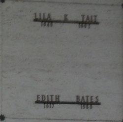 Edith Bates