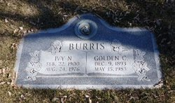 Golden C. Burris