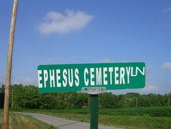 Ephesus Cumberland Presbyterian Church Cemetery