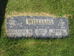 Roxanna (Roxy) Mae <i>Baker</i> Williams