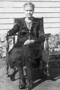 Eugenia Elizabeth Lizzie <i>Blackwell</i> McWilliams/Baker