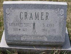 Susan Anna <i>Dunkle</i> Cramer