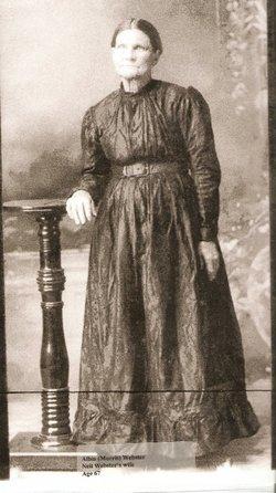 Mary Alba <i>Morris</i> Webster