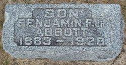 Benjamin F. Abbott, Jr