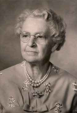 Martha B. Bowen