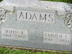 John Ezra Adams