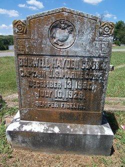 Burwell Hayden Clarke