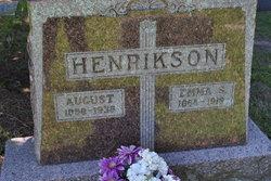 August Henrikson