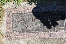 Carl Henrikson