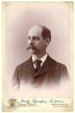 Theodore Moody Osborne