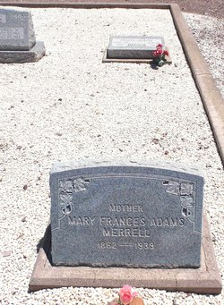 Mary Francis Fannie <i>Adams</i> Durfee