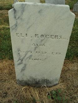 Eli Rogers, Jr