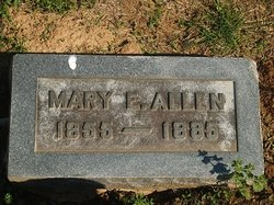 Mary Ellen <i>Wilson</i> Allen