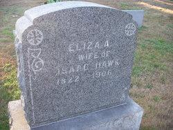 Eliza Ann <i>Gregg</i> Hawk